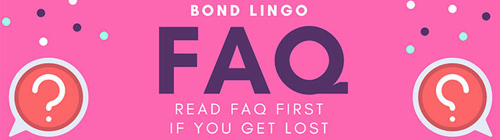 FAQ You must read first!