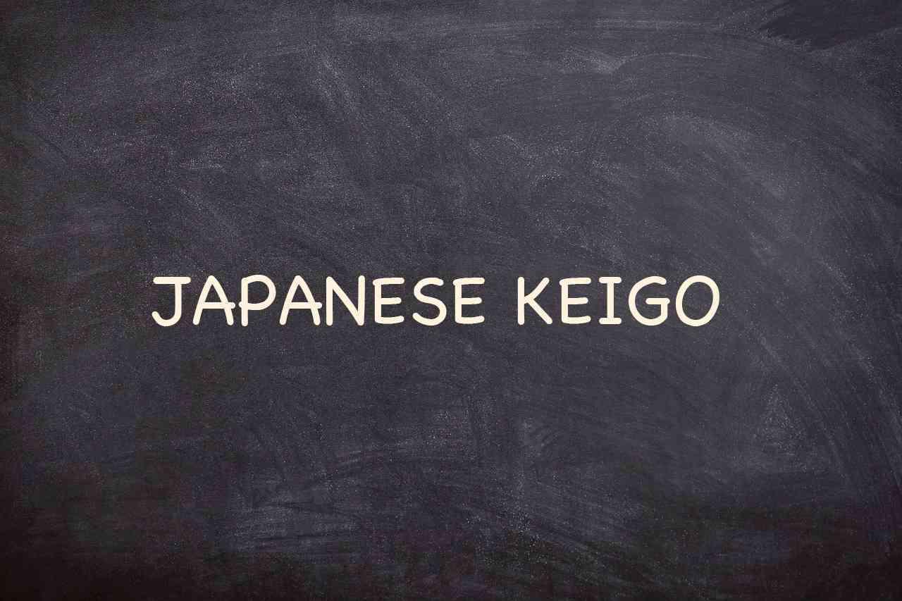 The Japanese Polite Three: Teineigo (Keigo) - BondLingo Blog
